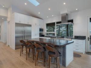 custom luxury kitchen in jackson wy