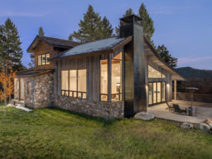 new luxury home build in jackson wy