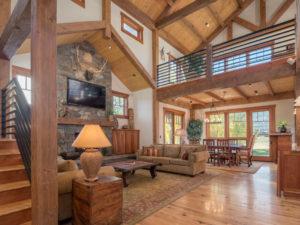 luxury home interior jackson wy