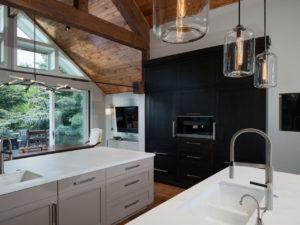 custom new home kitchen jackson wy