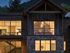 luxury home in jackson wy